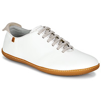 Sko Dame Lave sneakers El Naturalista EL VIAJERO Hvid