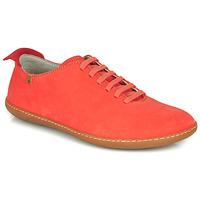 Sko Dame Lave sneakers El Naturalista EL VIAJERO Koral