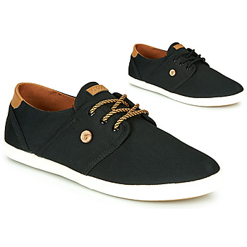 Sko Lave sneakers Faguo CYPRESS Sort