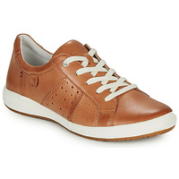 Sko Dame Lave sneakers Josef Seibel CAREN 01 Kamel
