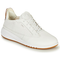 Sko Dame Lave sneakers Geox D AERANTIS Hvid