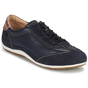 Sko Dame Lave sneakers Geox D VEGA Marineblå