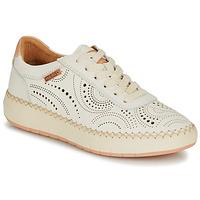 Sko Dame Lave sneakers Pikolinos MESINA W6B Hvid / Pink