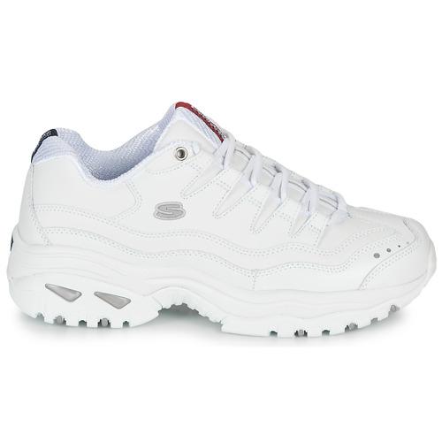 ENERGY  Skechers  lave sneakers  dame  hvid KiO7G
