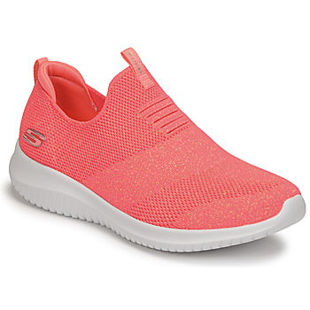Sko Dame Fitness / Trainer Skechers ULTRA FLEX Pink