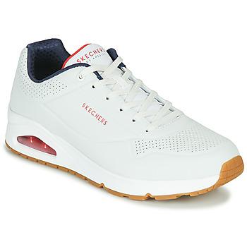 Sko Herre Lave sneakers Skechers UNO STAND ON AIR Hvid