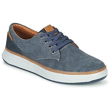 Sko Herre Lave sneakers Skechers MORENO EDERSON Blå / Brun