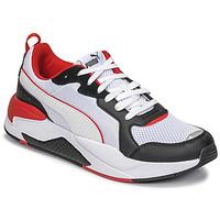 Sko Herre Lave sneakers Puma X-RAY Hvid / Sort / Rød