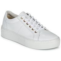 Sko Dame Lave sneakers Vagabond ZOE PLATFORM Hvid