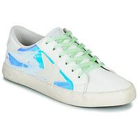 Sko Dame Lave sneakers Le Temps des Cerises CITY Sølv / Vinyl