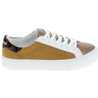Sko Dame Lave sneakers No Name Arcade Bronze Safran Brun