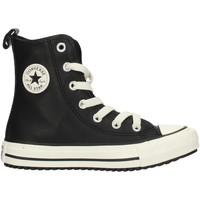 Sko Høje sneakers Converse 666418C Black