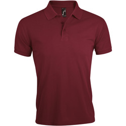 textil Herre Polo-t-shirts m. korte ærmer Sols PRIME ELEGANT MEN Violeta