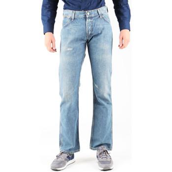 textil Herre Lige jeans Wrangler Dayton W179EB497 blue