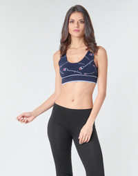textil Dame Sports-BH Champion SEAMLESS BRALETTE Marineblå