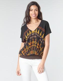 textil Dame Toppe / Bluser Desigual NAPOLES Flerfarvet