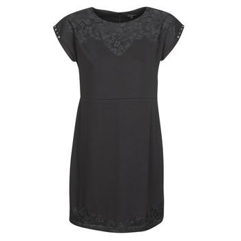 textil Dame Korte kjoler Desigual BANQUET Sort