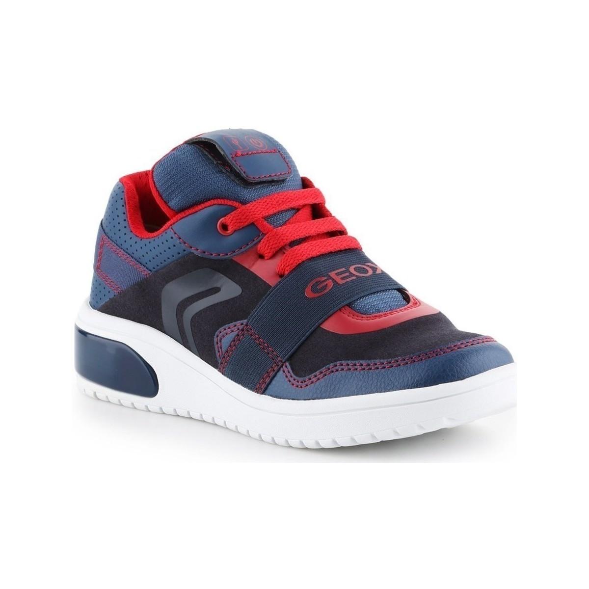 Sneakers Geox  JR Xled Boy