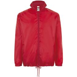 textil Vindjakker Sols SHIFT HIDRO SPORT Rojo