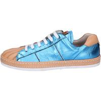 Sko Dame Lave sneakers Moma BR907 Blå