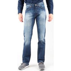 textil Herre Lige jeans Wrangler Ace W14RD421X blue