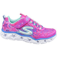 Sko Børn Sneakers Skechers Galaxy Lights 10920L-NPMT