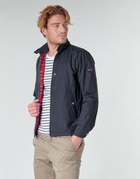 textil Herre Jakker Harrington CAROLINA Marineblå