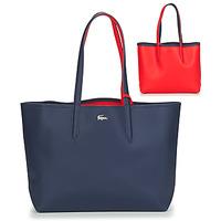 Tasker Dame Shopping Lacoste ANNA Marineblå / Rød