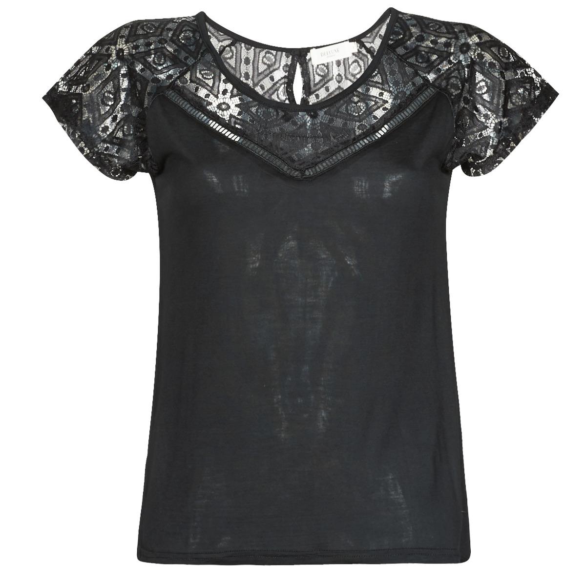 T-shirts m. korte ærmer Deeluxe  CLEA