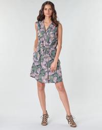 textil Dame Korte kjoler Deeluxe NESSI Flerfarvet