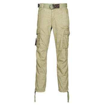 textil Herre Cargo bukser Deeluxe TROPERY Kaki
