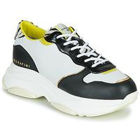 Sko Dame Lave sneakers Serafini BROOKLYN Hvid / Sort