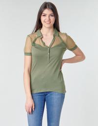 textil Dame Toppe / Bluser Kaporal BOSSA Kaki
