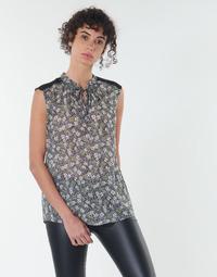 textil Dame Toppe / Bluser Ikks BQ11015-57 Flerfarvet