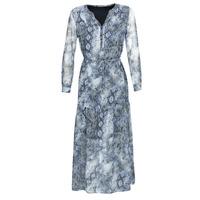 textil Dame Lange kjoler Ikks BQ30285-45 Blå