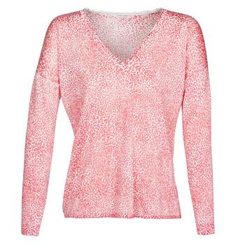 textil Dame Pullovere Ikks BQ18115-36 Pink