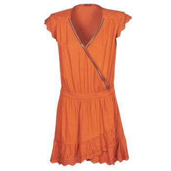 textil Dame Korte kjoler Ikks BQ30155-75 Orange