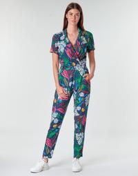 textil Dame Buksedragter / Overalls One Step ROSLYN Flerfarvet
