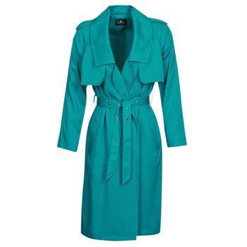 textil Dame Trenchcoats One Step DAWY Blå