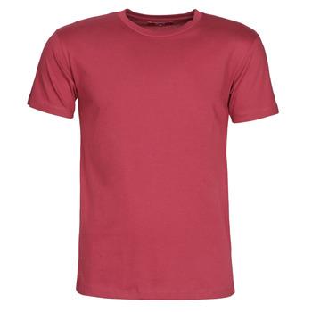 textil Herre T-shirts m. korte ærmer BOTD MATILDO Bordeaux