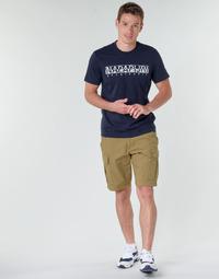 textil Herre Shorts Napapijri NOTO 4 Kamel