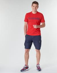 textil Herre Shorts Napapijri NOTO 4 Marineblå
