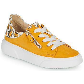 Sko Dame Lave sneakers Gabor KURUKU Gul
