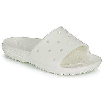 Sko badesandaler Crocs CLASSIC CROCS SLIDE Hvid