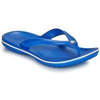 Sko Flip flops Crocs CROCBAND FLIP Blå