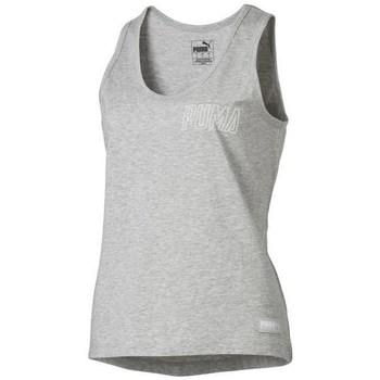 Toppe / T-shirts uden ærmer Puma  Athletics Tank W