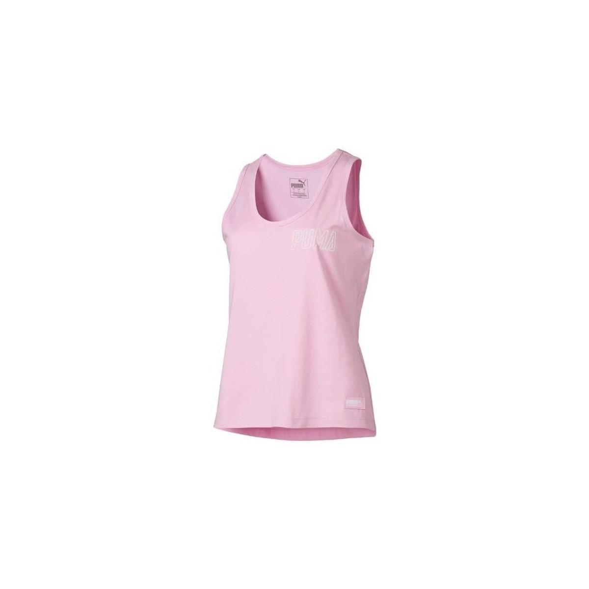Toppe / T-shirts uden ærmer Puma  Athletics Tank