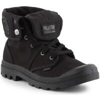 Sko Herre Høje sneakers Palladium Manufacture Baggy Sort