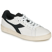 Sko Lave sneakers Diadora GAME L LOW USED Hvid / Sort