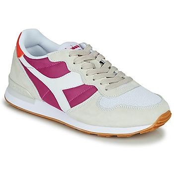 Sko Dame Lave sneakers Diadora CAMARO Beige / Pink